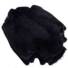 Бобр канадский крашеный черный