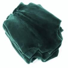 Бобр канадский стриженный крашеный зеленый
