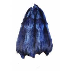 Енотовидная собака китайская крашеная Синяя