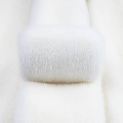 Норка Белая, не отбеленная, SAGA самцы